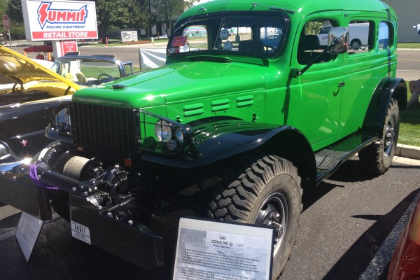 1942 Dodge WC-53 - Show and Shine Summit sparks Tuesday