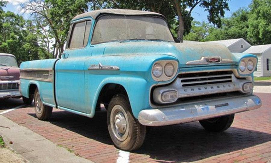 Lambrecht Chevrolet Collection Up For Auction Onallcylinders