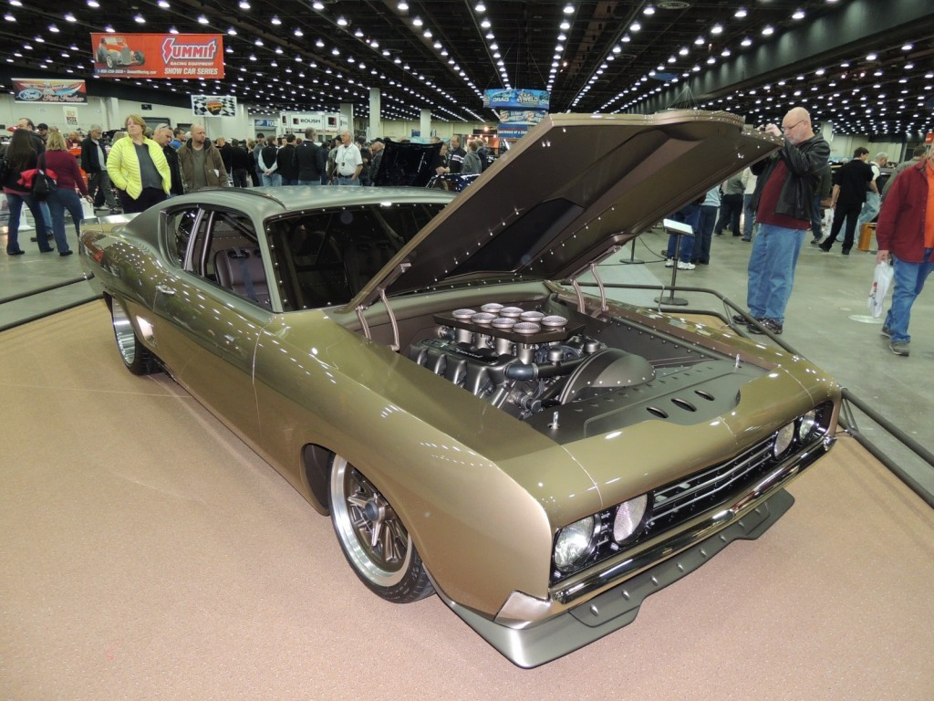 1969 Ford Torino Poteet