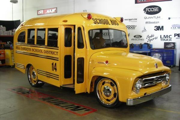 Video Of The Week Drag Racing School Bus Makes Us