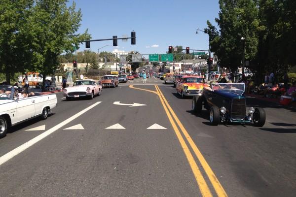parade 2 - sunday