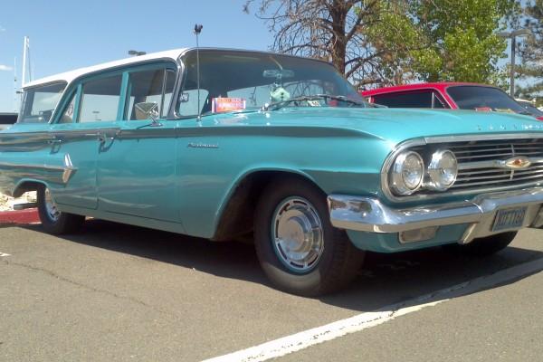 wagon - sunday