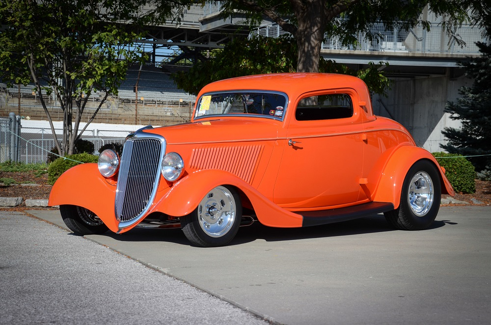 Poteet\'s \'34 Ford Nails Hot Rod of the Year Award - OnAllCylinders