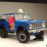 Spy Footage: What Does Santa Drive During His Off-Season? It's Cooler Than You Think!
