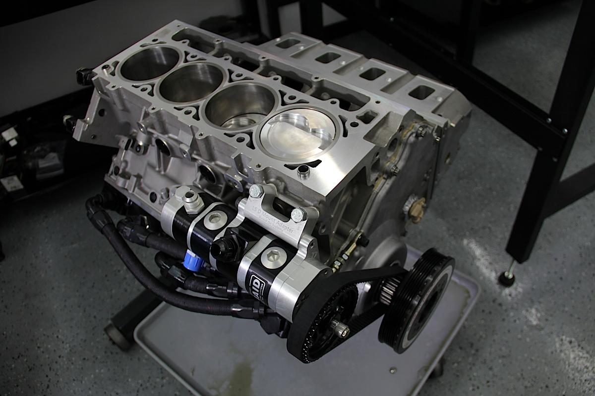 Hardcore LS: LME's 700-Horsepower LS Engine (Part 2) - OnAllCylinders