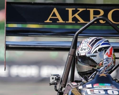 UA racing 3