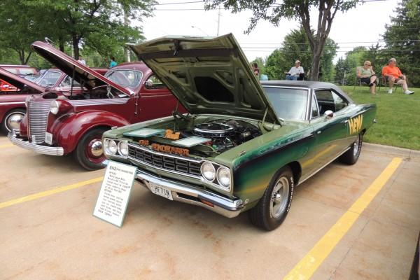 1968 Green Roadrunner 5