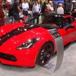 Corvette Stingray Pacific concept.