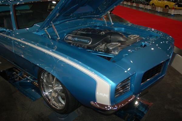 69 Camaro blue2