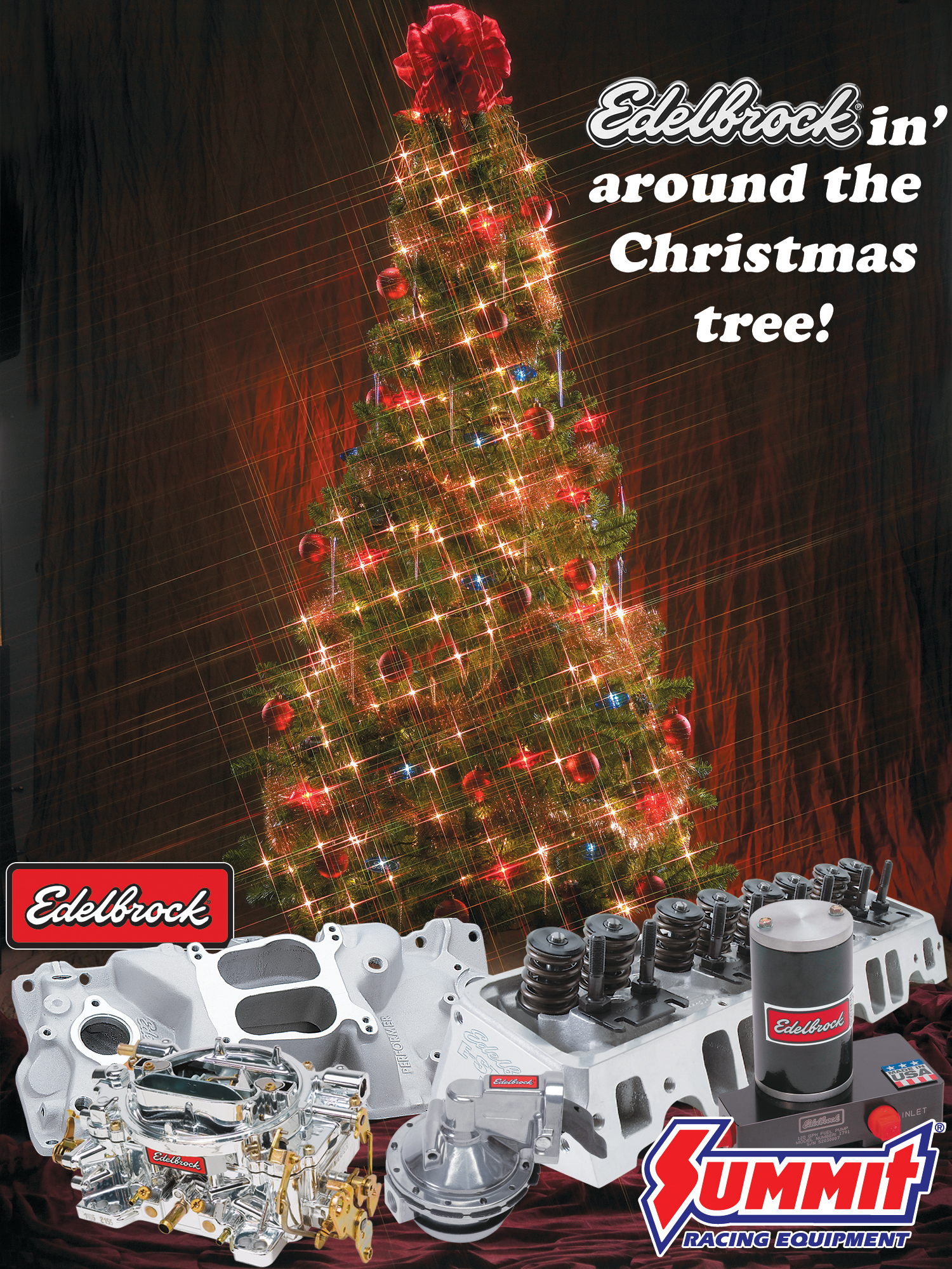 Seasons greetings 8 gearhead friendly greetings for the holidays share this kristyandbryce Images
