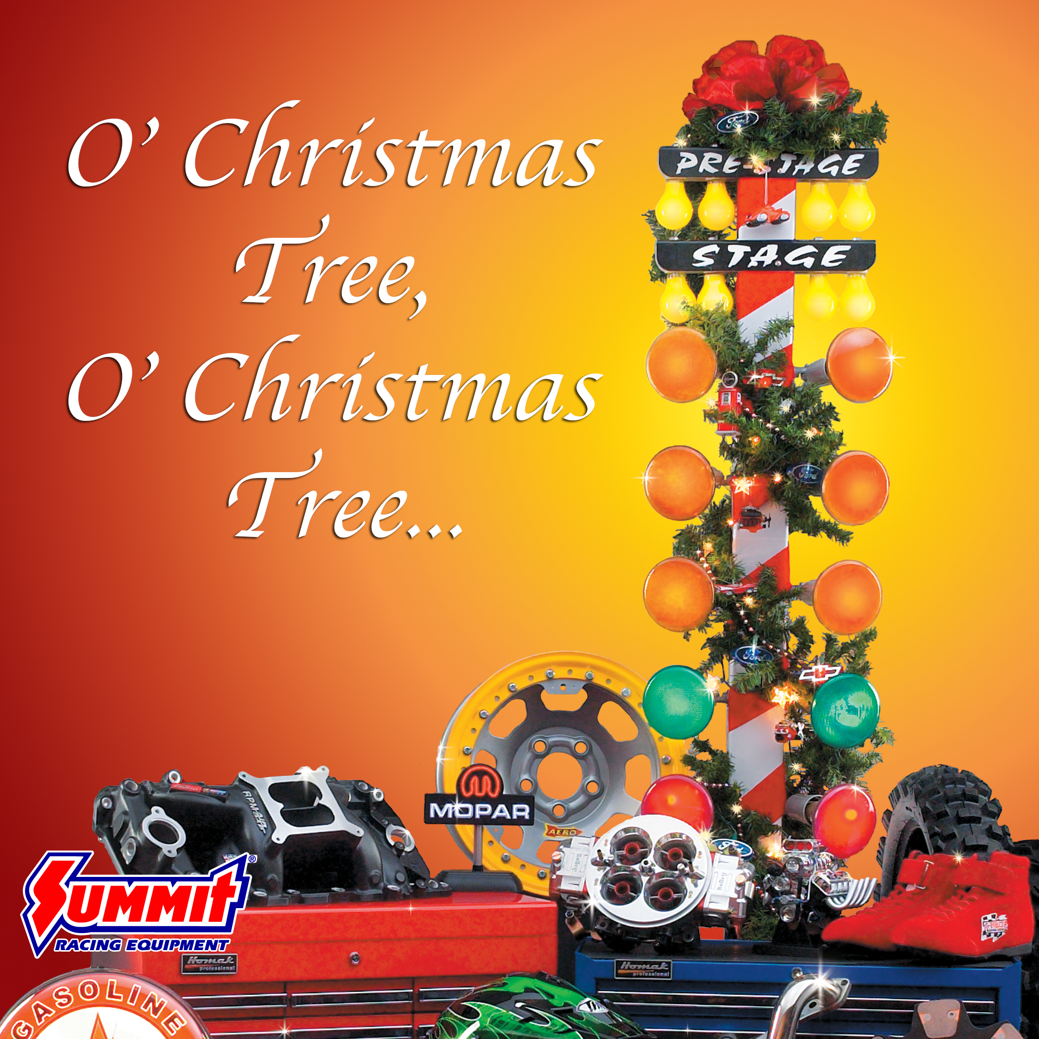 Seasons greetings 8 gearhead friendly greetings for the holidays card o christmas tree kristyandbryce Images