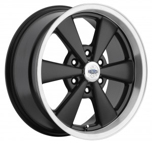 Cragar 616B Series SS Super Sport Black Wheels