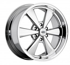 Cragar 616C Series SS Super Sport Chrome Wheels