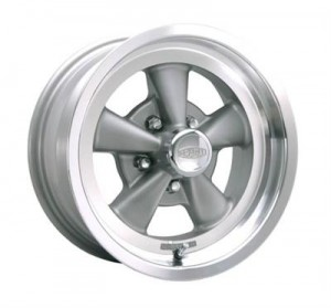 Cragar 61G Series Super Sport Gray Wheels