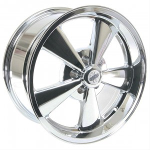 Cragar SS 1 Piece Aluminum Chrome Wheels