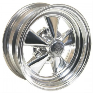Cragar SS 2 Piece Aluminum Polished Wheels
