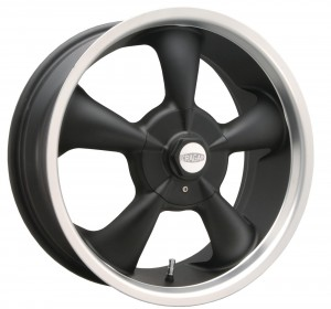 Cragar SS FWD Black Wheels