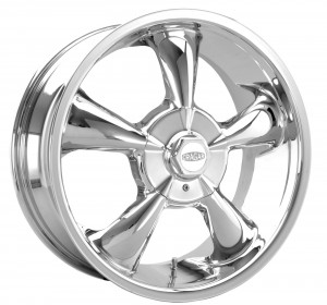 Cragar SS FWD Chrome Wheels