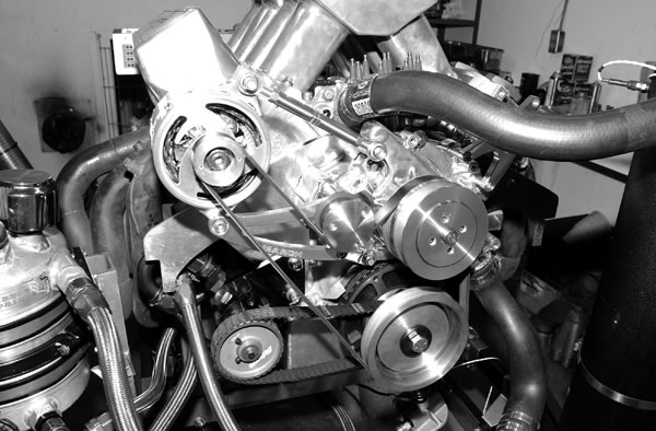 Big Block Ford Engine Build 900 Horses From A 600 CID