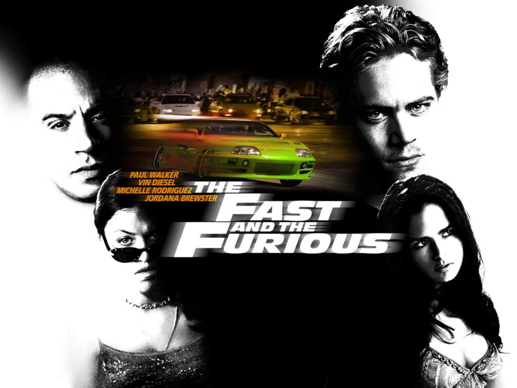 Ranking the 'Fast and Furious' Movies - OnAllCylinders