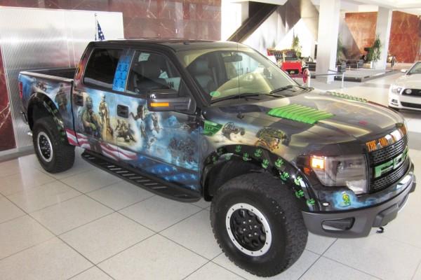 Ford passenger side