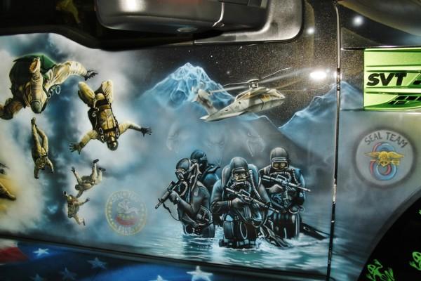 Navy SEAL Scuba