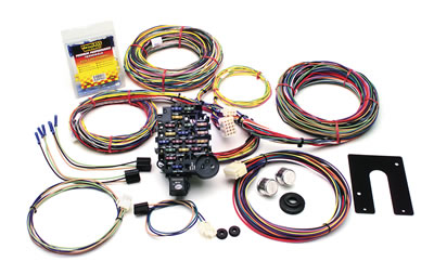automotive wiring 101 basic tips tricks tools for wiring your rh onallcylinders com Ford Wiring Harness Diagrams Painless Wiring Harness