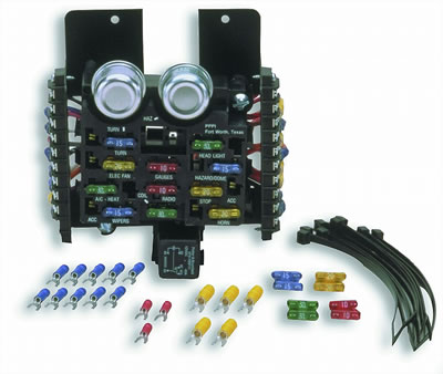 prf 30001_w automotive wiring 101 basic tips, tricks & tools for wiring your how to use a car fuse box at bayanpartner.co