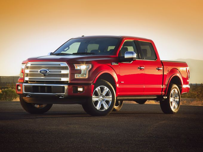 F Series Facts 9 Cool Facts About The 2015 Ford F Series Pickup