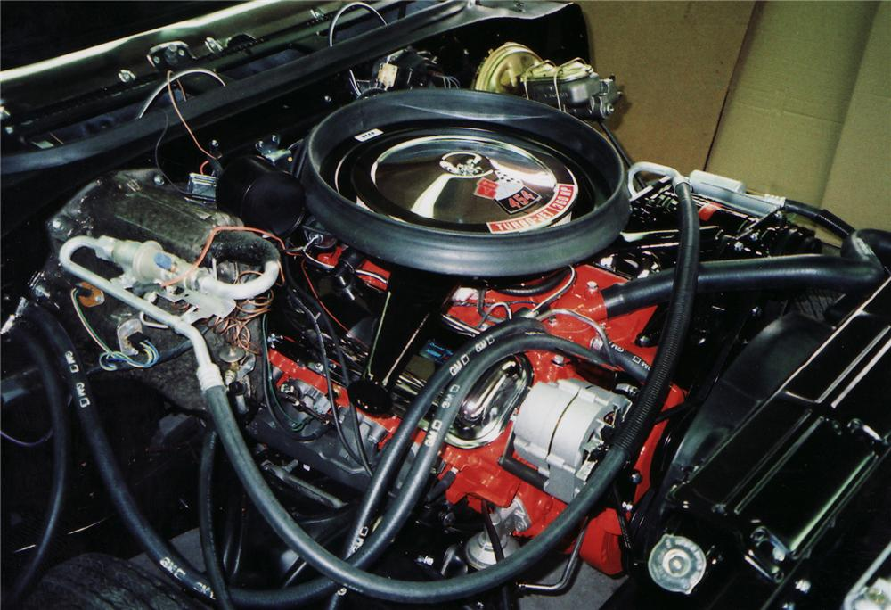 Top 10 Engines of All Time (#8): Chevrolet 454 - OnAllCylindersOnAllCylinders