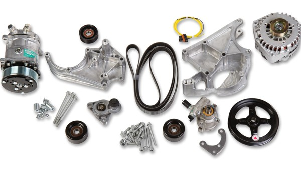 Holley Complete AD Kit-20-137