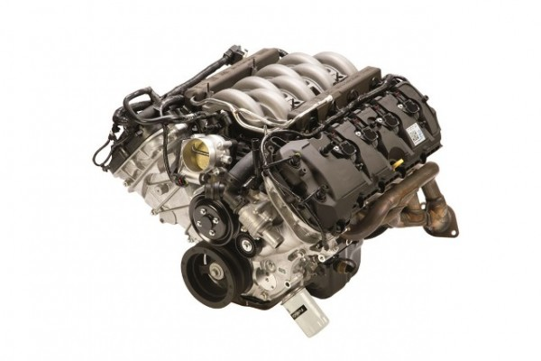 5.0L Coyote engine