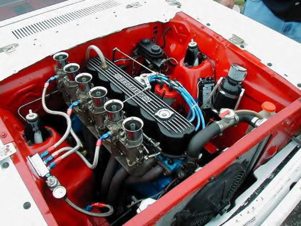 Top 10 Engines of All Time 4 Ford 300 I6 OnAllCylinders