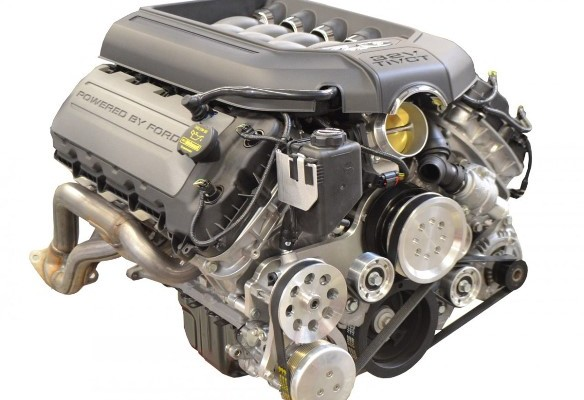 5.0L Coyote Engine with Turn Key Engines accessory drive solution