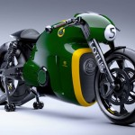 Kodewa Unveils the Lotus C-01 Motorcycle