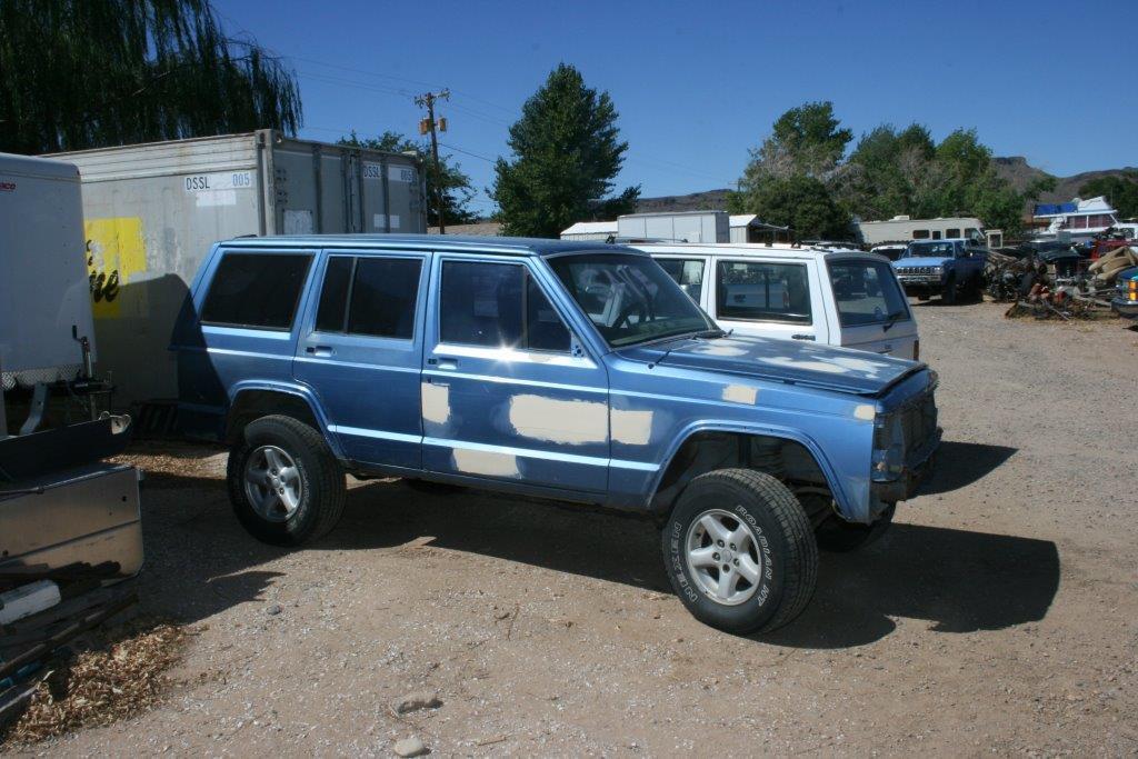 Jeep Dana 30 Front Axle Upgrades