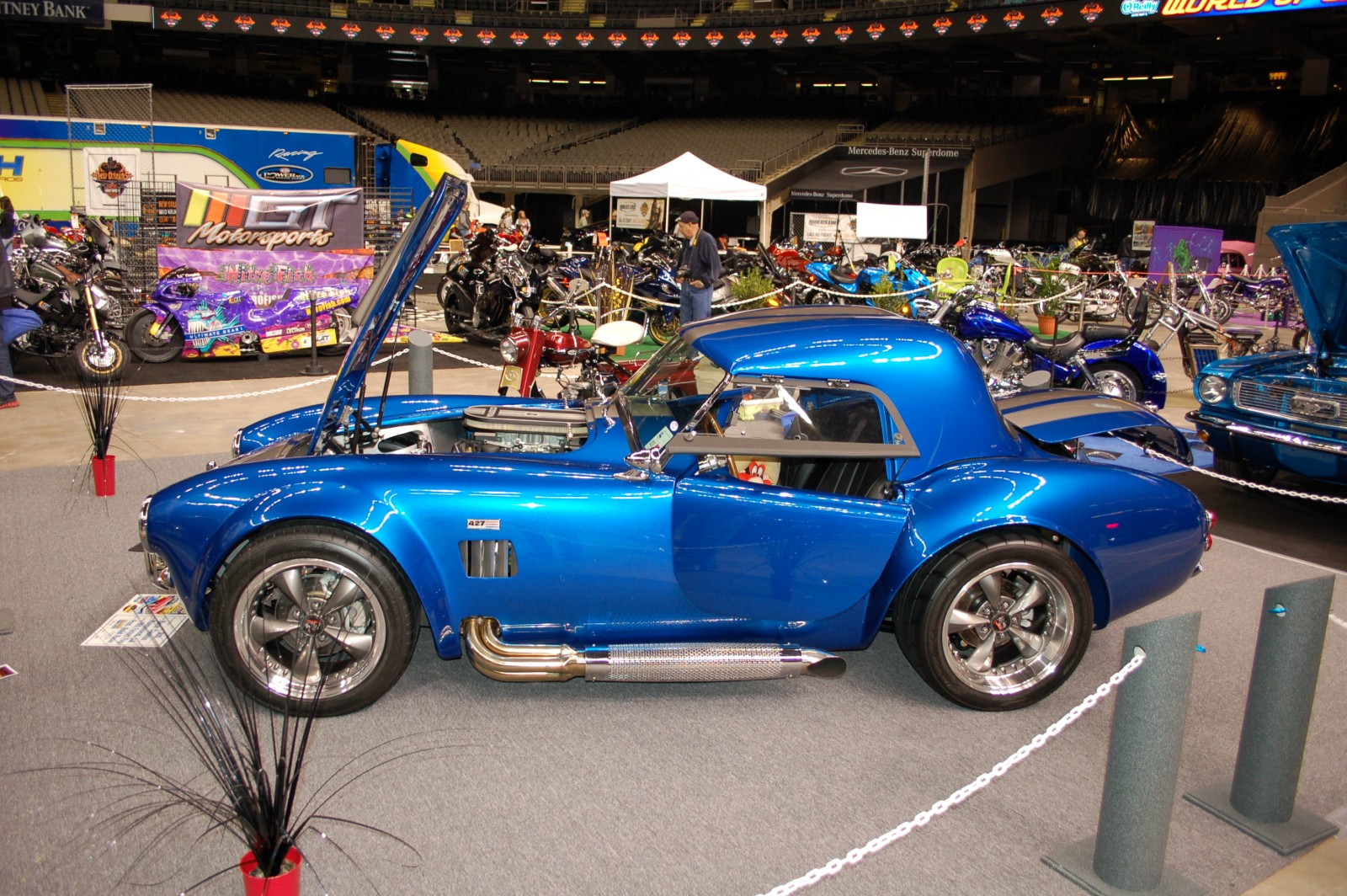 Photo Gallery New Orleans World Of Wheels OnAllCylinders - New orleans car show
