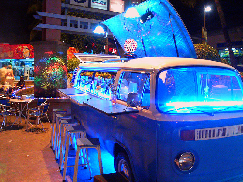 VW party bus