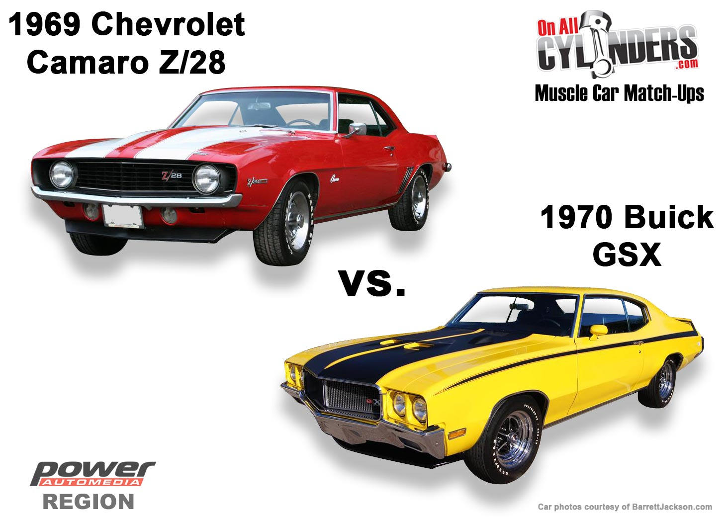 Our Muscle Car Match-Up Tourney Returns...Fill Out Your Brackets ...