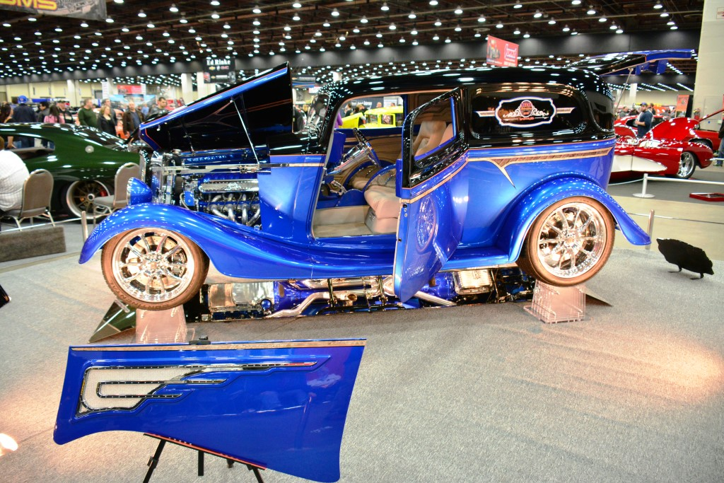 The 2014 Pirelli Great 8 at Detroit Autorama