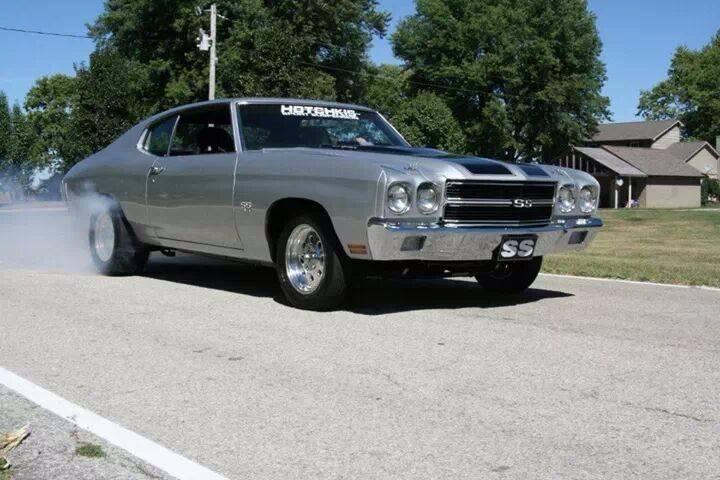 Jeremy - 1970 Chevelle SS