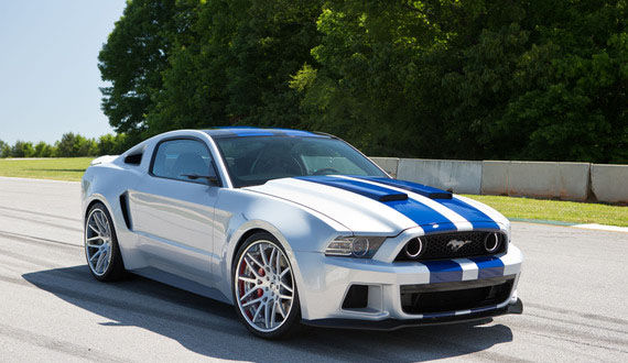 need for speed 2013 shelby gt500
