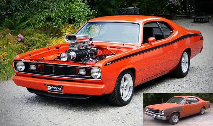 Preston - 1970 Plymouth Duster