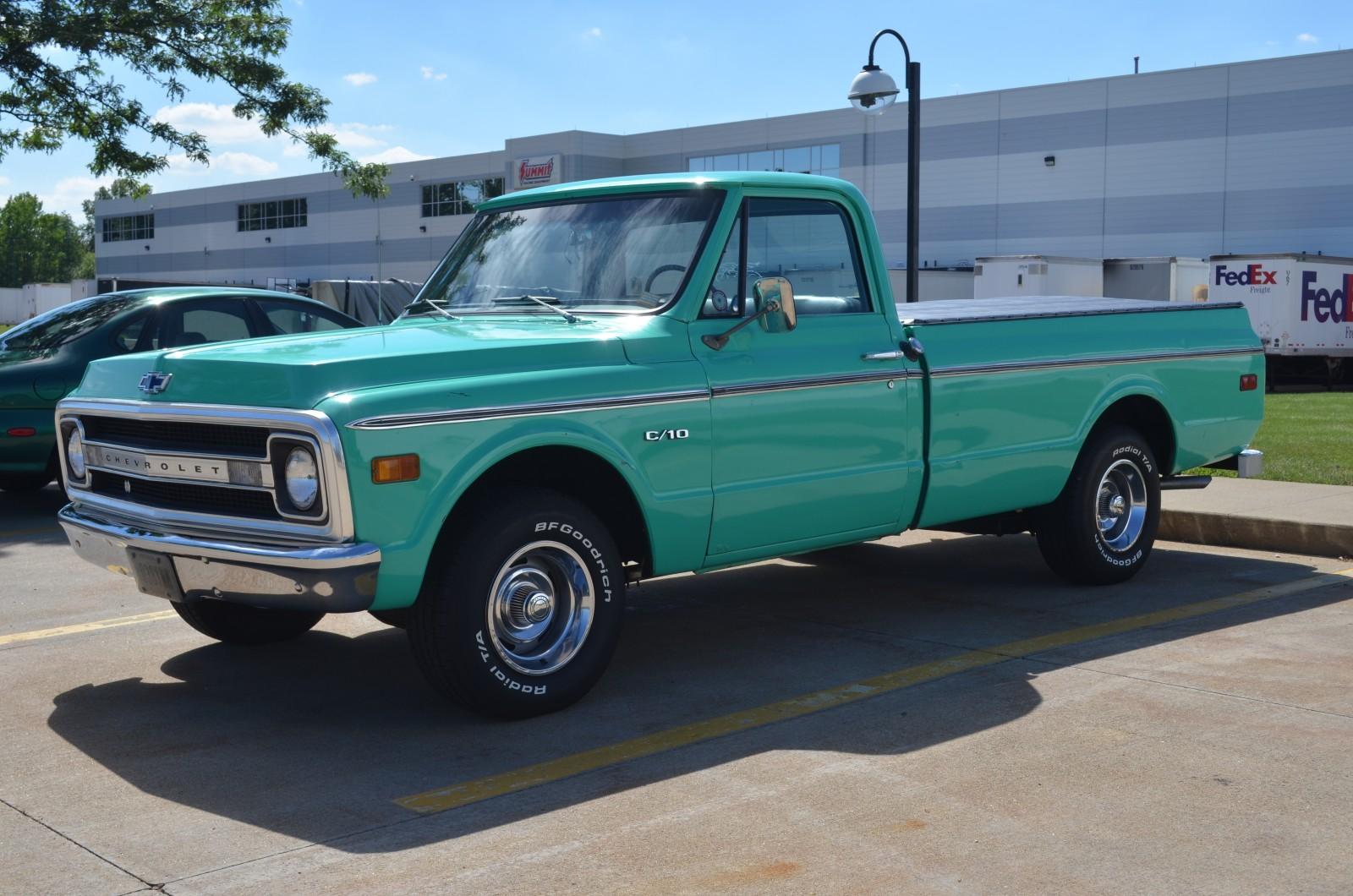 1969 chevy c10 trucks