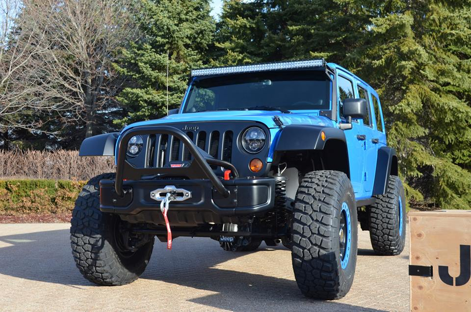 Jeep And Mopar Unveil Six New Concept Vehicles For Easter