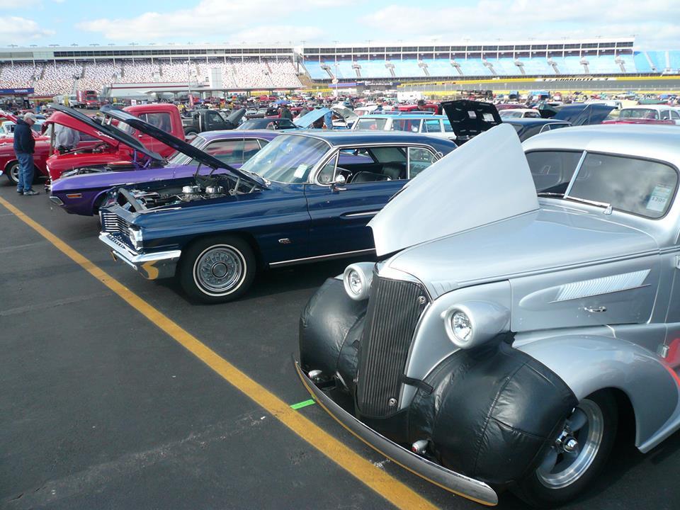 Atlanta Motor Speedway Set To Host FirstEver Summit Racing - Car show atlanta motor speedway
