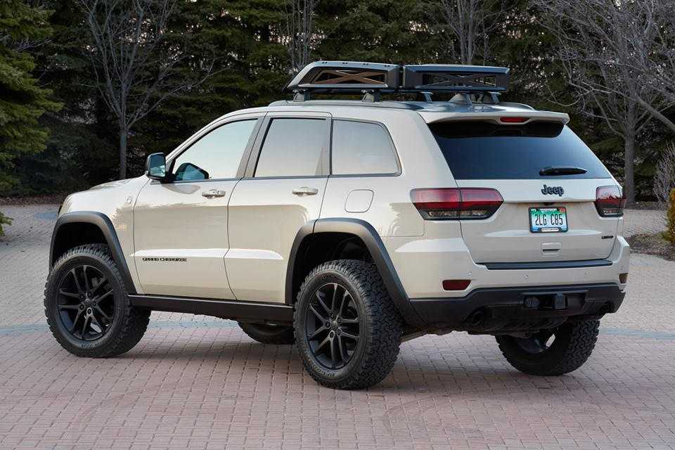 Jeep and Mopar Unveil Six New Concept Vehicles for Easter ...