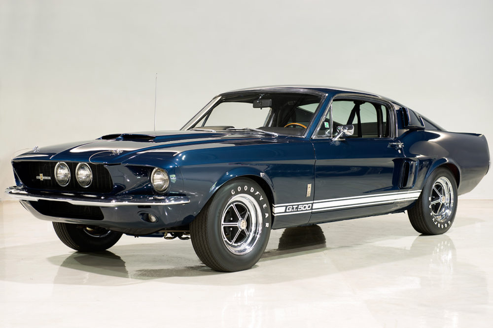 Mustang Performance Parts >> Top 10 Mustangs of All Time (#1): 1967 Shelby GT500 ...