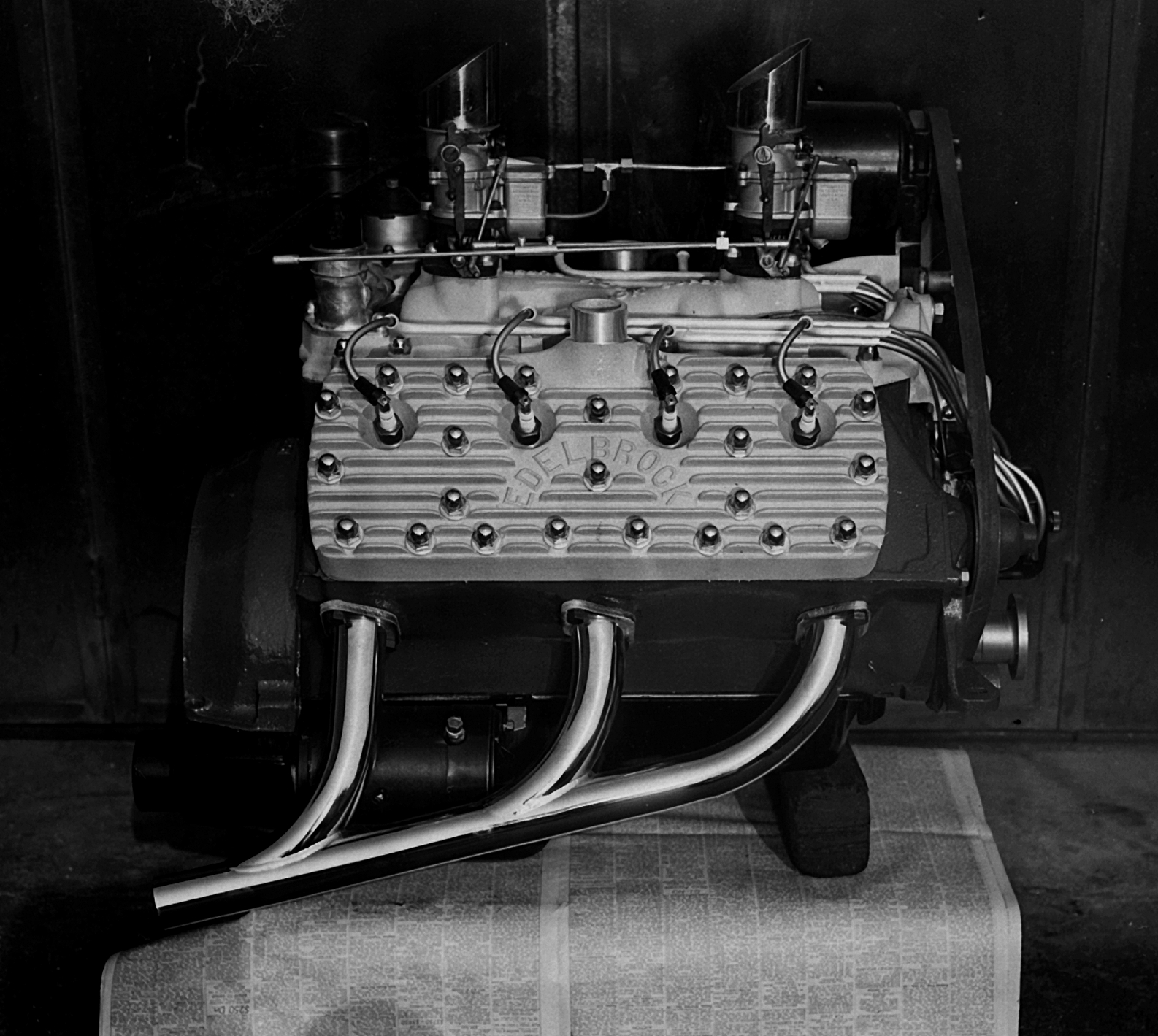 Ford Flathead V8 The Original Hot Rod Engine Onallcylinders
