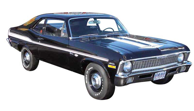 1969 Yenko 427 Nova